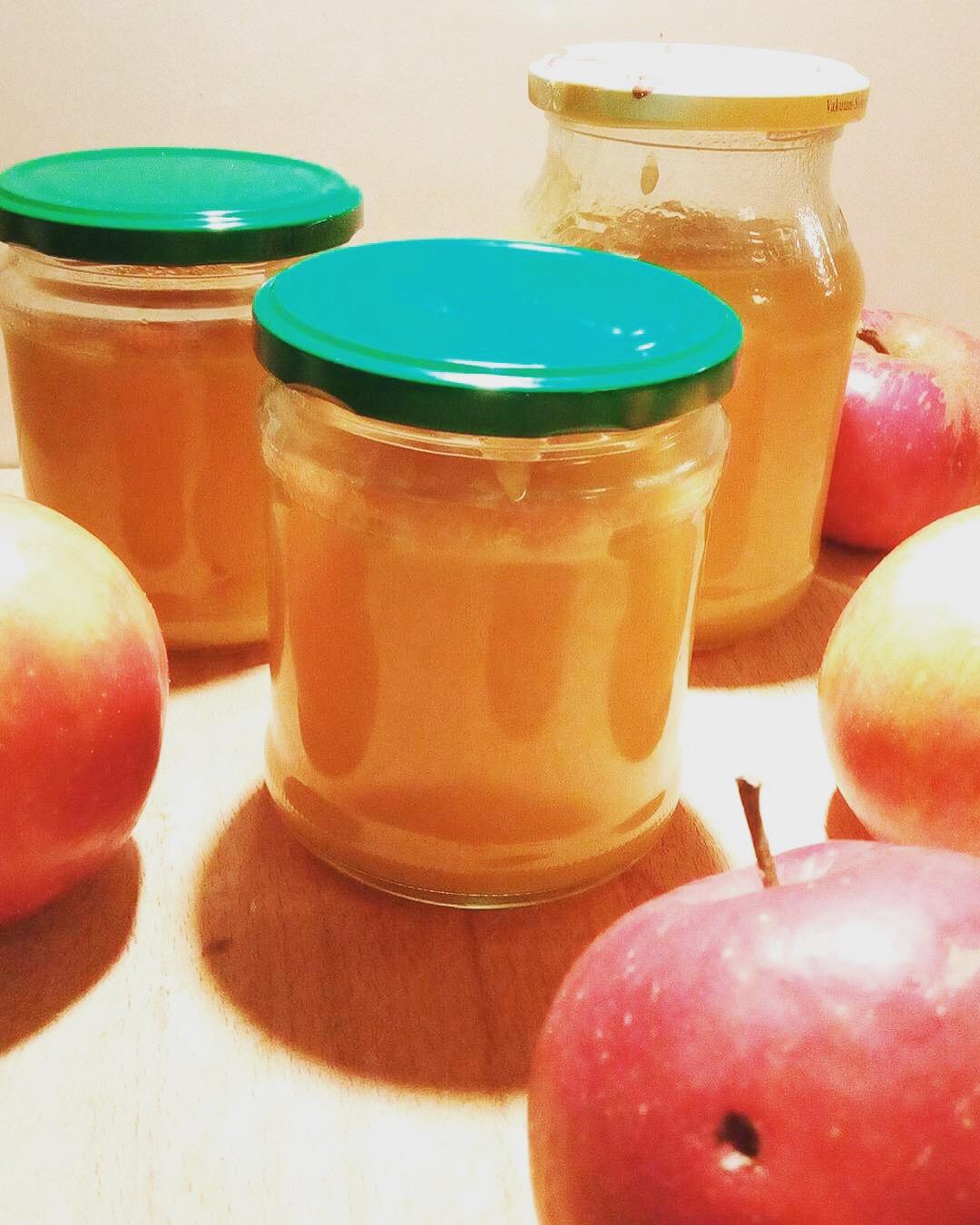 Koch das beste Apfelmus der Welt!