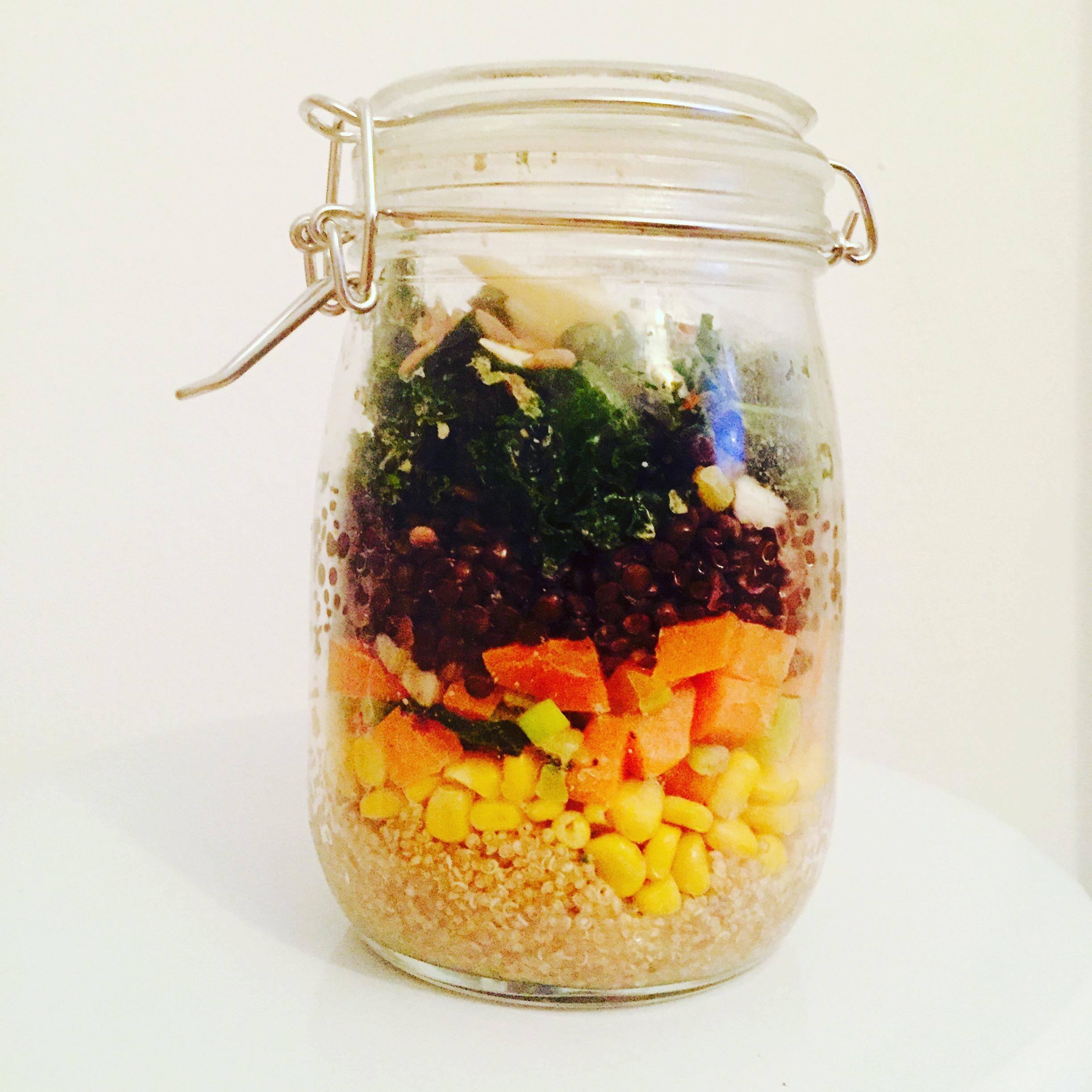 Quinoa Bowl to Go