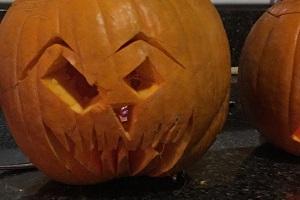Halloween - Süßes sonst gibts Saures