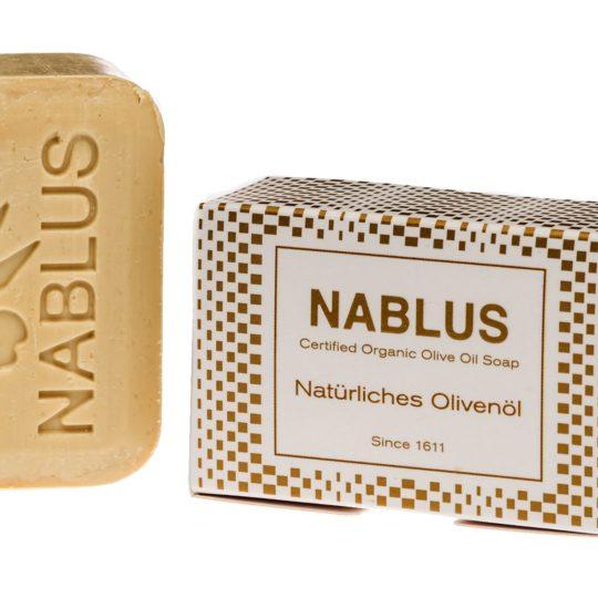 Nablus Seife Olivenöl