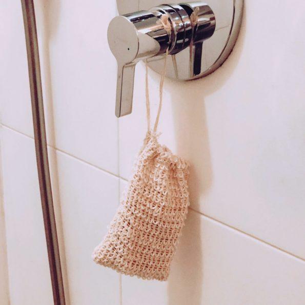 Seifensäckchen für deine Seifenreste