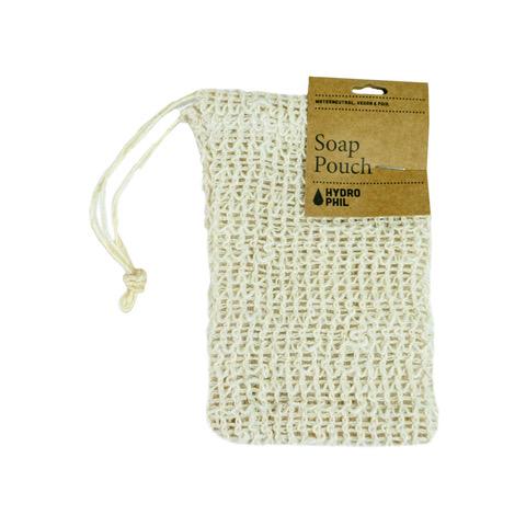 Seifensäckchen aus Sisal für Seifenreste