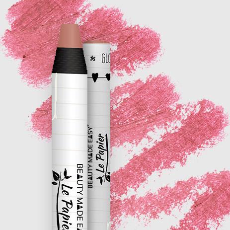 natürlicher lippenstift von LePapier