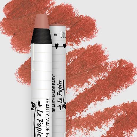 pflegender lippenstift von LePapier